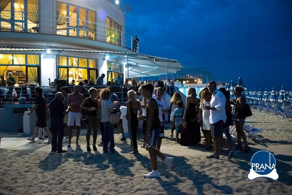 Spiaggia Prana ristorante
