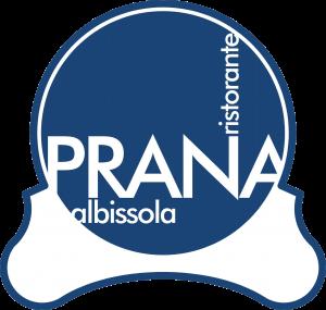 Il logo del ristorante Prana